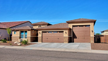 New Homes in Surprise, RV Garage Homes